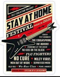 stayathome festival