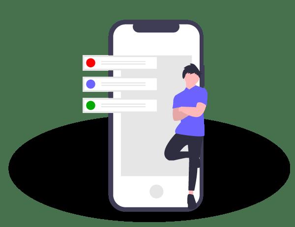 meeting modifying via app