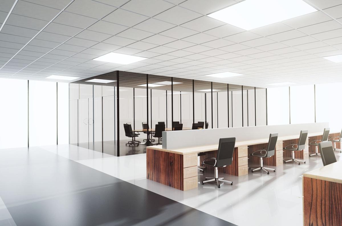 Büroflächenmanagement