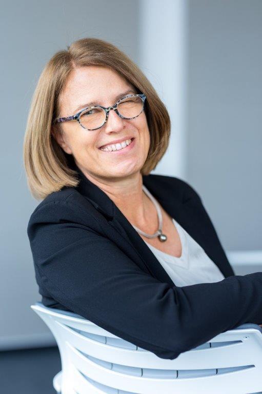 Stephanie Meetz, Head of Administration Services bei Sopra Steria SE
