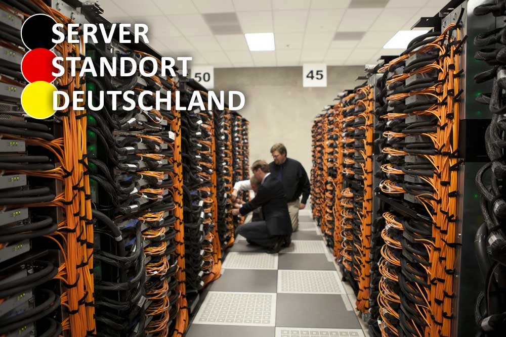 Cloud Hosting Deutschland